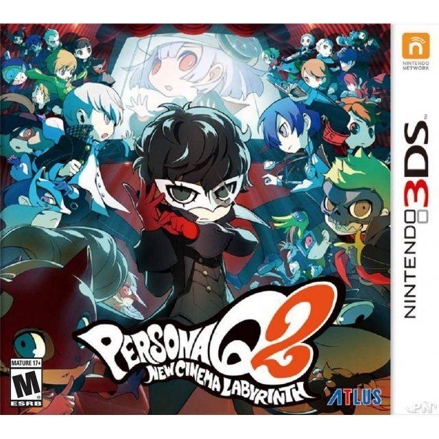 Persona Q2: New Cinema Labyrinth