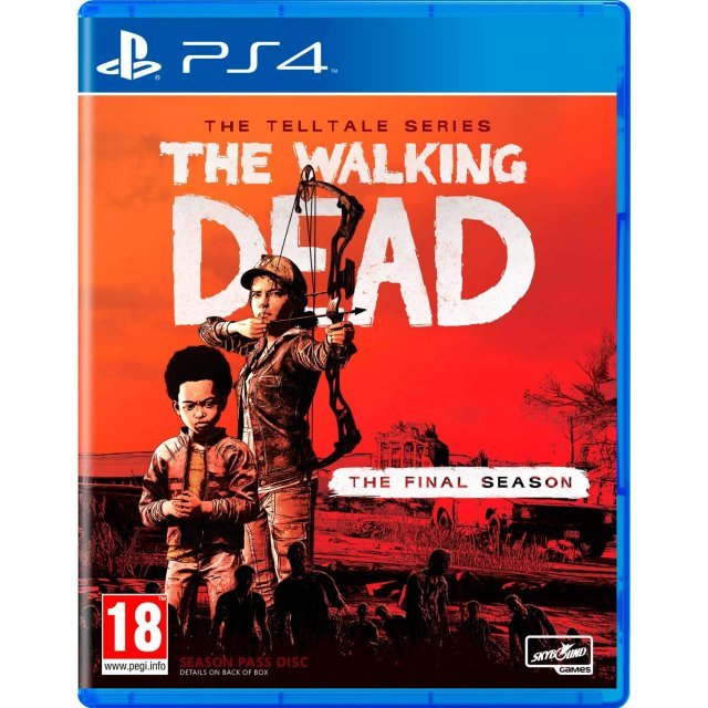 The Walking Dead: The Telltale Series - The Final Season