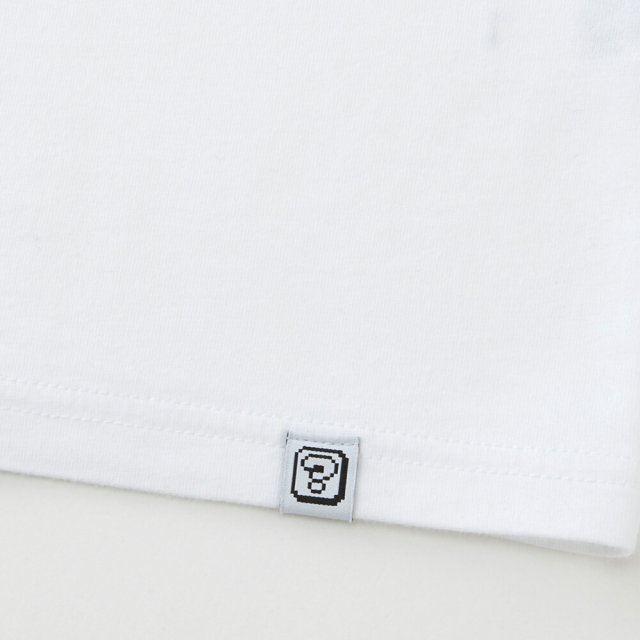 7f888db48 UT Nintendo Super Mario Family Museum - Title Screen Women's T-shirt White  (M Size)