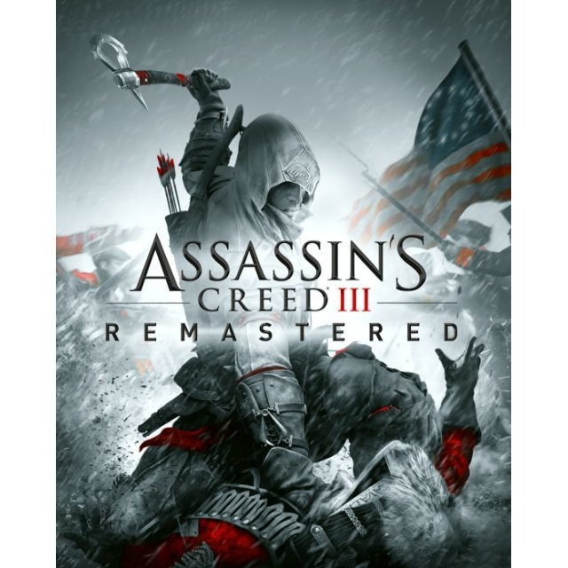 Assassin's Creed III Remastered (Chinese & English Subs)