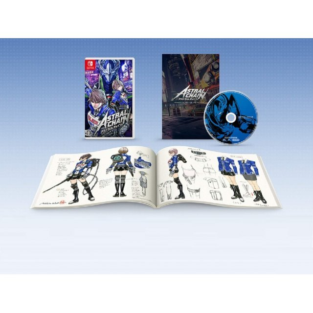 Astral Chain [Collector's Edition] (Multi-Language)