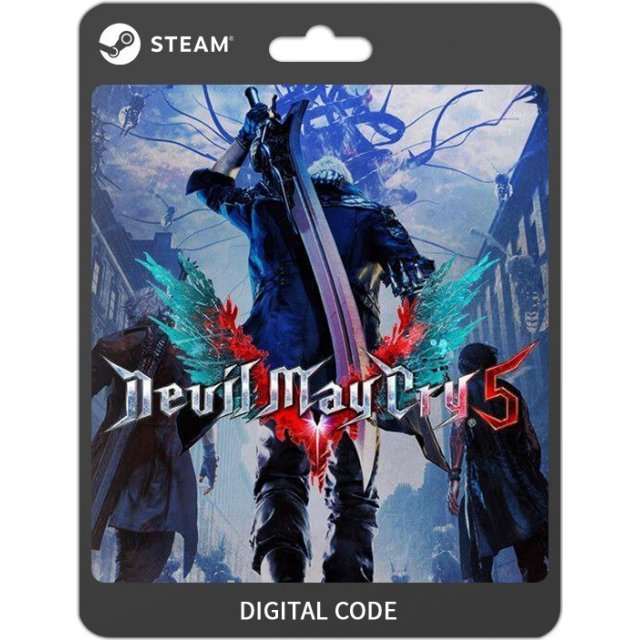 Devil May Cry 5 (ASIA Region Only)