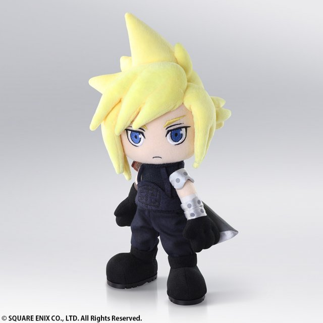Final Fantasy VII Action Doll: Cloud Strife