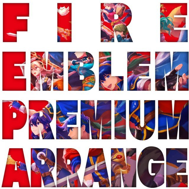 Fire Emblem Premium Arrange Album