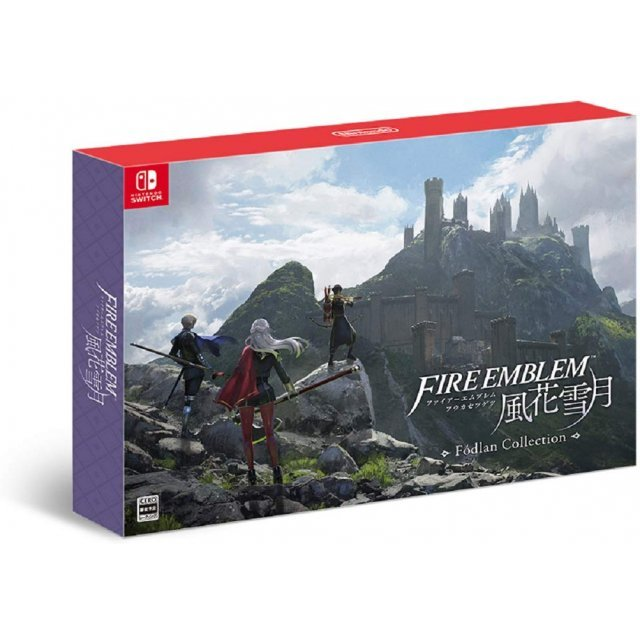Fire Emblem: Three Houses [Fódlan Collection] (Limited Edition)