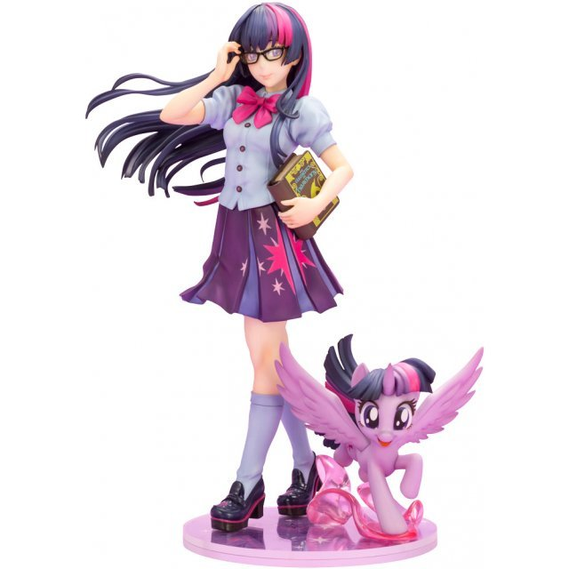 My Little Pony Bishoujo 1/7 Scale Pre-Painted Figure: Twilight Sparkle