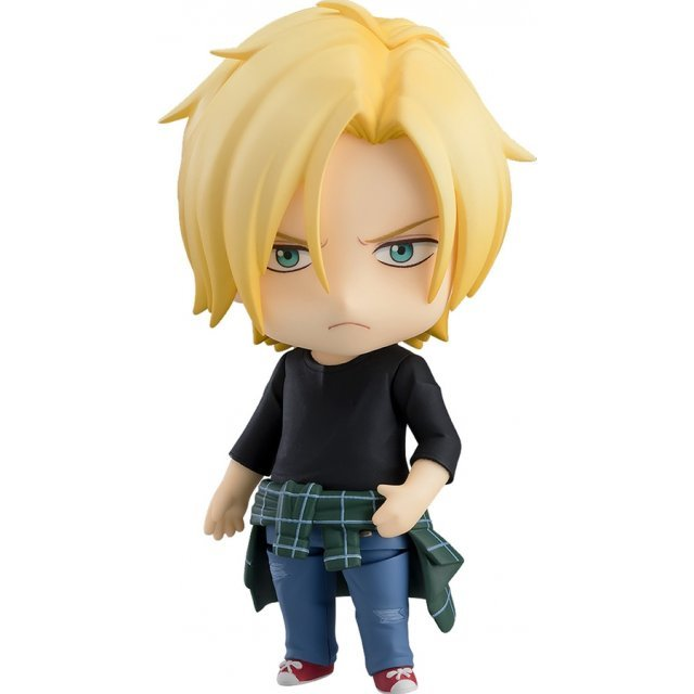 NENDOROID NO. 1077 BANANA FISH: ASH LYNX [GOOD SMILE COMPANY ONLINE SHOP LIMITED VER.]