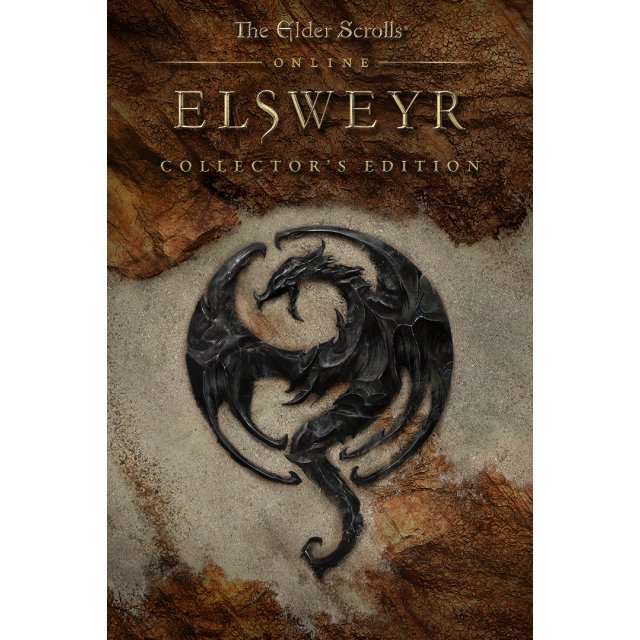 The Elder Scrolls Online: Elsweyr [Digital Collector's Upgrade Edition] (EMEA & US Region Only)
