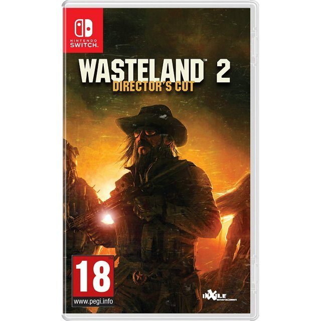 Wasteland II Director's Cut