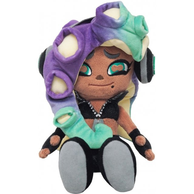 Splatoon 2 All Star Collection Plush: Marina (Re-run)