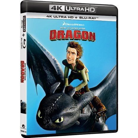How To Train Your Dragon (4K UHD+2D) (2-Disc)