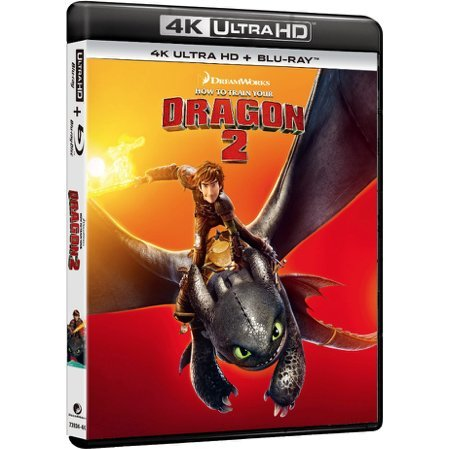How To Train Your Dragon 2 (4K UHD+2D) (2-Disc)