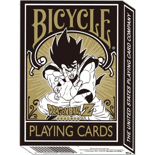 Dragon Ball Z Playing Card Bicycle
