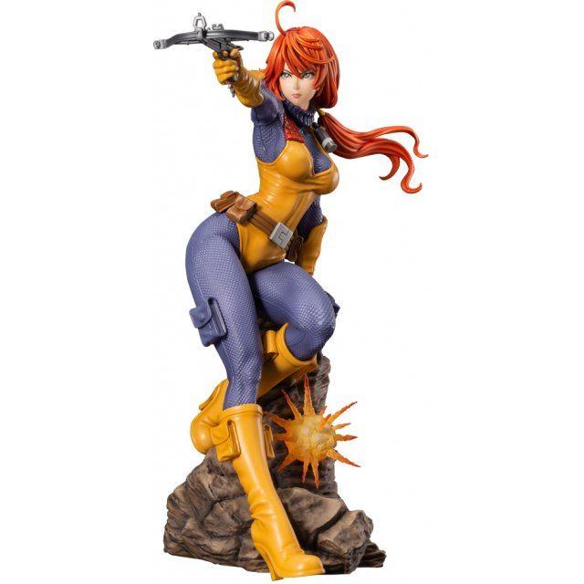 G.I. JOE Bishoujo G.I. Joe: A Real American Hero 1/7 Scale Pre-Painted Figure: Scarlett