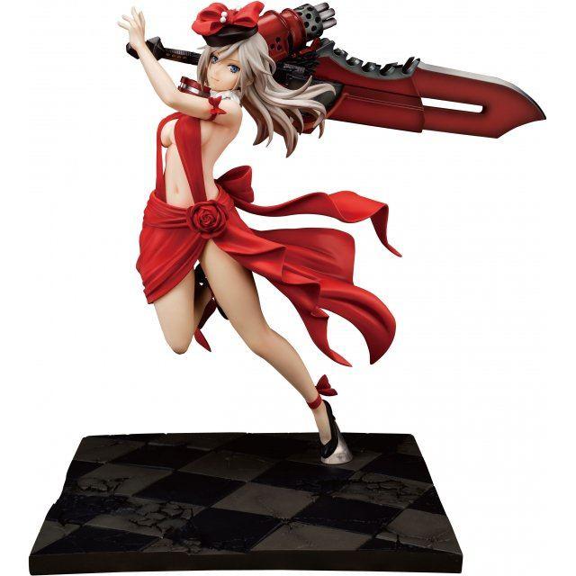 God Eater 1/7 Scale Pre-Painted Figure: Alisa Ilinichina Amiella Crimson Anniversary Dress Ver.