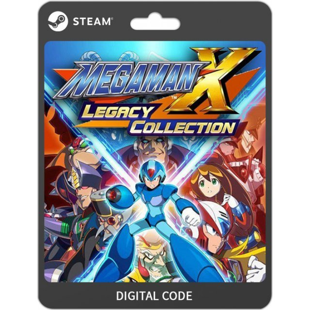 Mega Man X: Legacy Collection