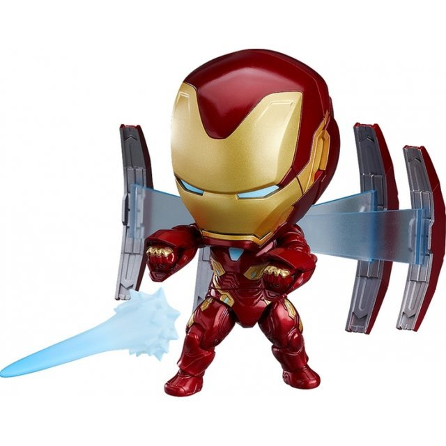 Nendoroid No. 988-DX Avengers Infinity War: Iron Man Mark 50 Infinity Edition DX Ver.