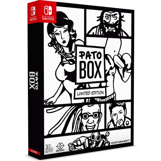 Pato Box [Limited Edition] PLAY EXCLUSIVES
