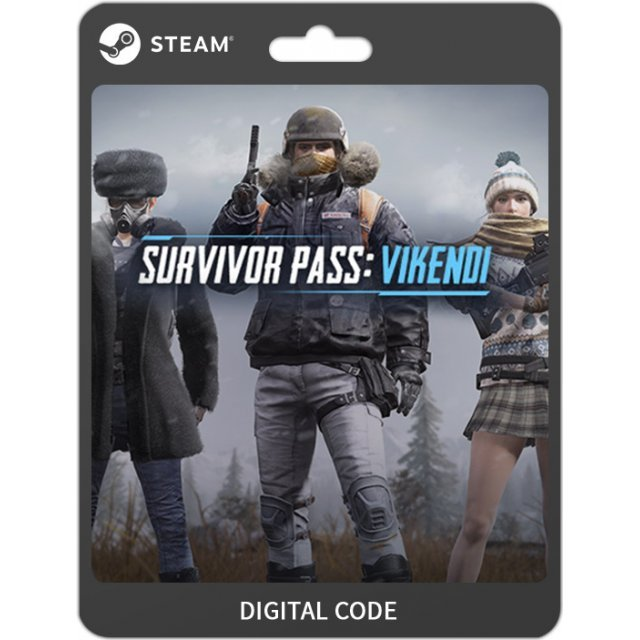 PlayerUnknown's Battlegrounds: Survivor Pass Vikendi