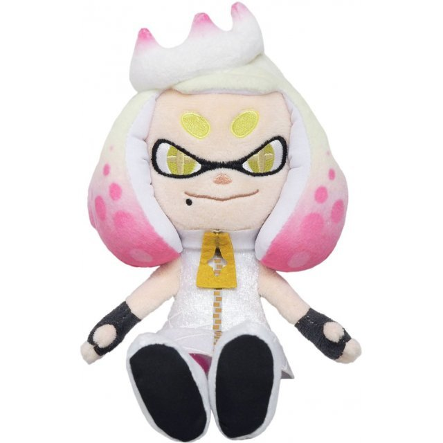 Splatoon 2 All Star Collection Plush: Pearl