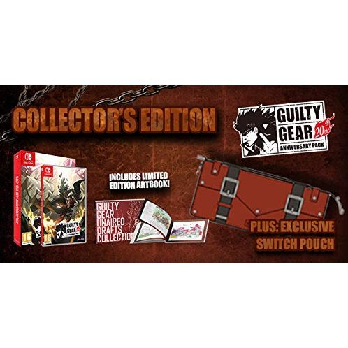 Guilty Gear 20th Anniversary Pack [Collector's Edition]