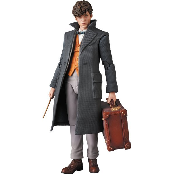 MAFEX Fantastic Beasts The Crimes of Grindelwald: Newt