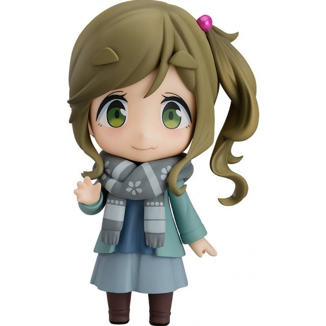 Nendoroid No. 1097 Laid-Back Camp: Aoi Inuyama