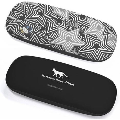 Persona 5 - The Phantom Thieves Of Hearts Glasses Case