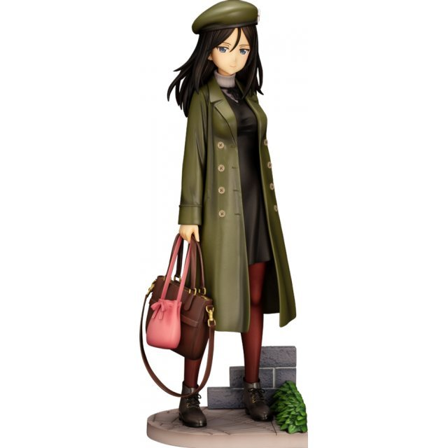 Girls und Panzer Saishuushou 1/7 Scale Pre-Painted Figure: Nonna