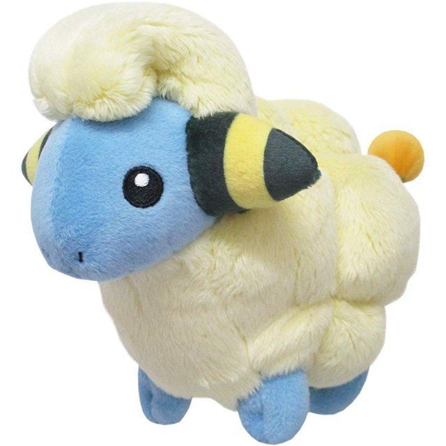 Pocket Monsters All Star Collection Plush PP129: Mareep (S)