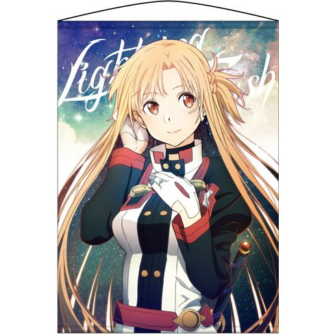 SWORD ART ONLINE THE MOVIE - ORDINAL SCALE WALL SCROLL: ASUNA THE FLASH