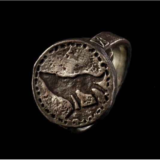 Dark Souls × TORCH TORCH Ring Collection: Wolf Men's Ring (M Size)