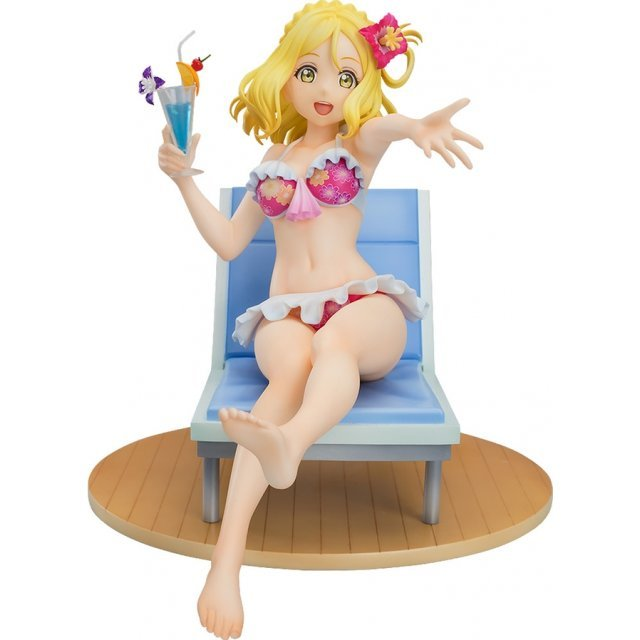 Love Live! Sunshine!! 1/7 Scale Pre-Painted Figure: Mari Ohara Blu-ray Jacket Ver. [GSC Online Shop Exclusive Ver.]