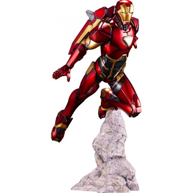 Artfx Premier Marvel Universe Avengers 1/10 Scale Pre-Painted Figure: Iron Man