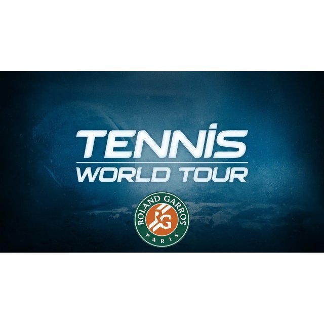 Tennis World Tour [Roland-Garros Edition] (Multi-Language)