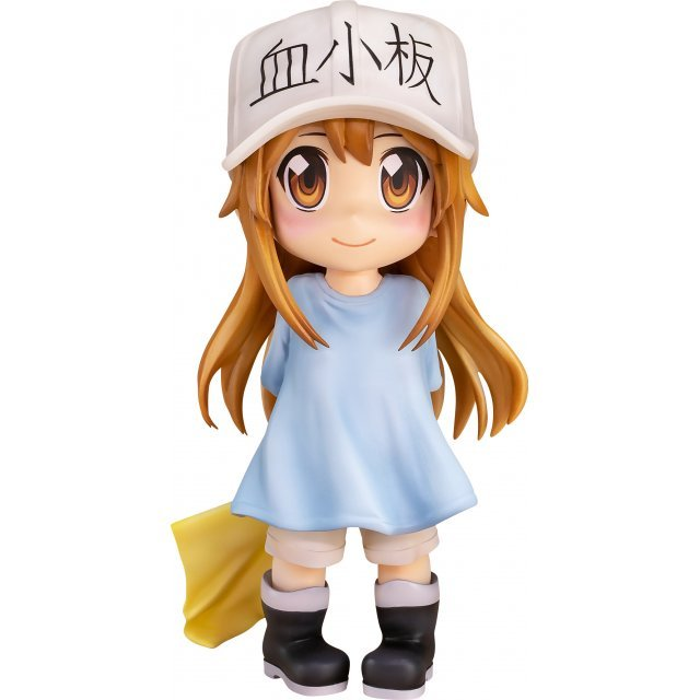 Deformation Series Rurumeku Cells at Work!: Platelet