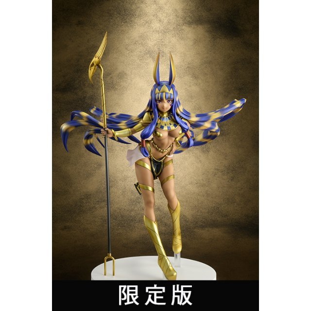 Fate/Grand Order 1/7 Scale Pre-Painted Figure: Nitocris / Caster [Limited Edition]