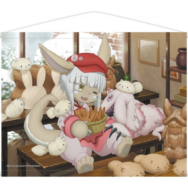 Made in Abyss Original Illustration Wall Scroll: Lepus Nanachi