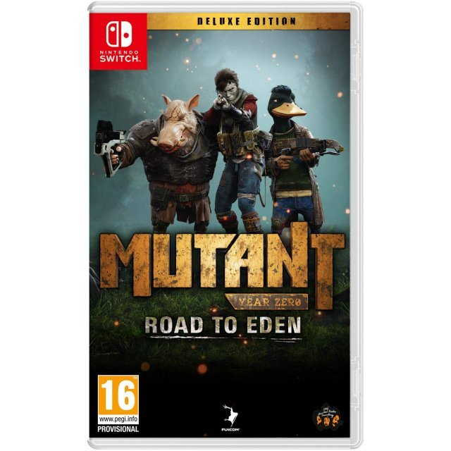 Mutant Year Zero: Road to Eden [Deluxe Edition]