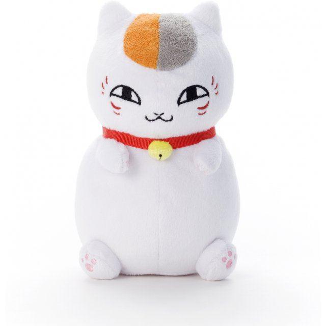 Natsume Yujinchou Plush: Nyanko-sensei (Sitting) (2S) (Re-run)