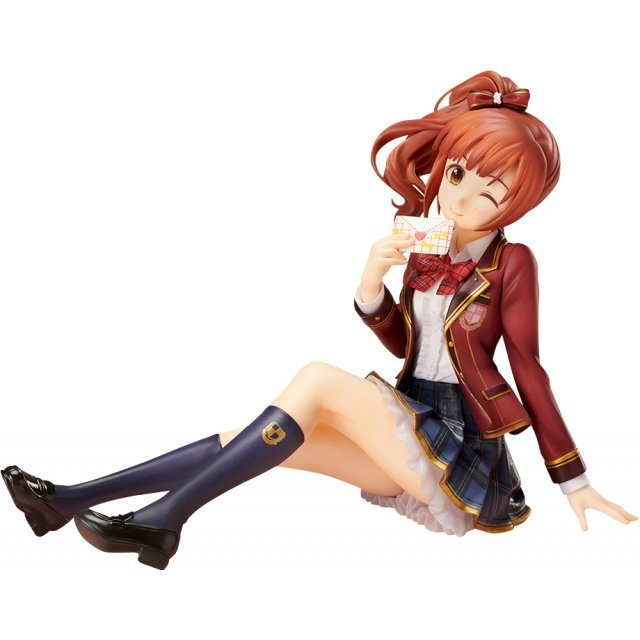The Idolm@ster Cinderella Girls 1/8 Scale Pre-Painted Figure: Kyoko Igarashi Love Letter Ver.