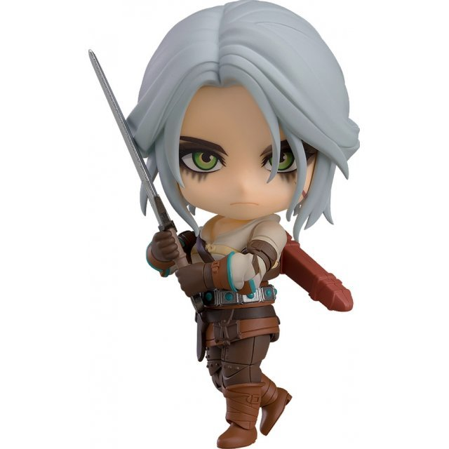 Nendoroid No. 1108 The Witcher 3 Wild Hunt: Ciri