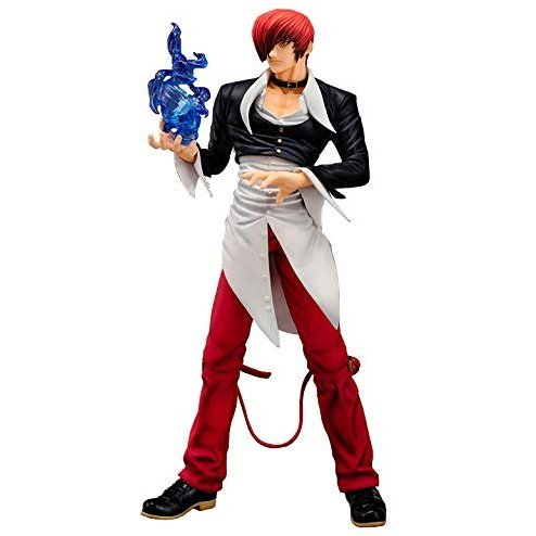 The King of Fighters '97 1/8 Scale Pre-Painted Figure: Iori Yagami