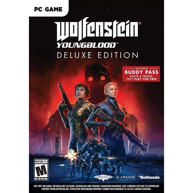 Wolfenstein: Youngblood [Deluxe Edition] (DVD-ROM)