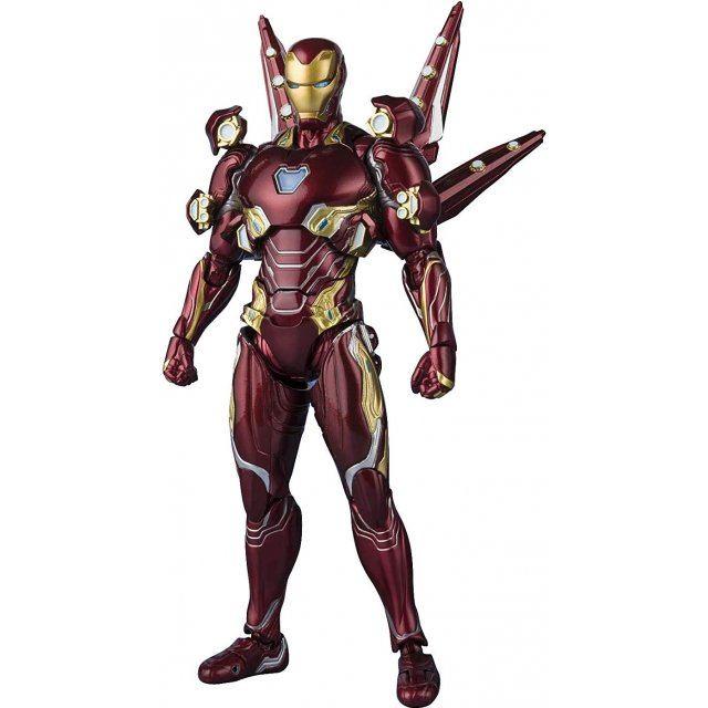 S.H.Figuarts Avengers Endgame: Iron Man Mark 50 Nano Weapon Set 2