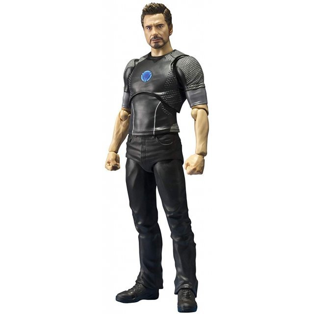 S.H.Figuarts Iron Man 3: Tony Stark (Re-run)
