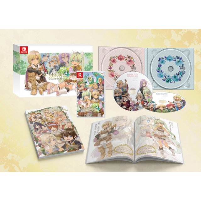 Rune Factory 4 Special Memorial Box (Limited Edition)