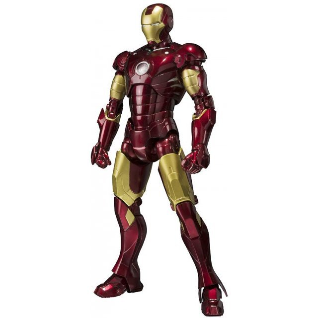 S.H.Figuarts Iron Man: Iron Man Mark 3 (Re-run)