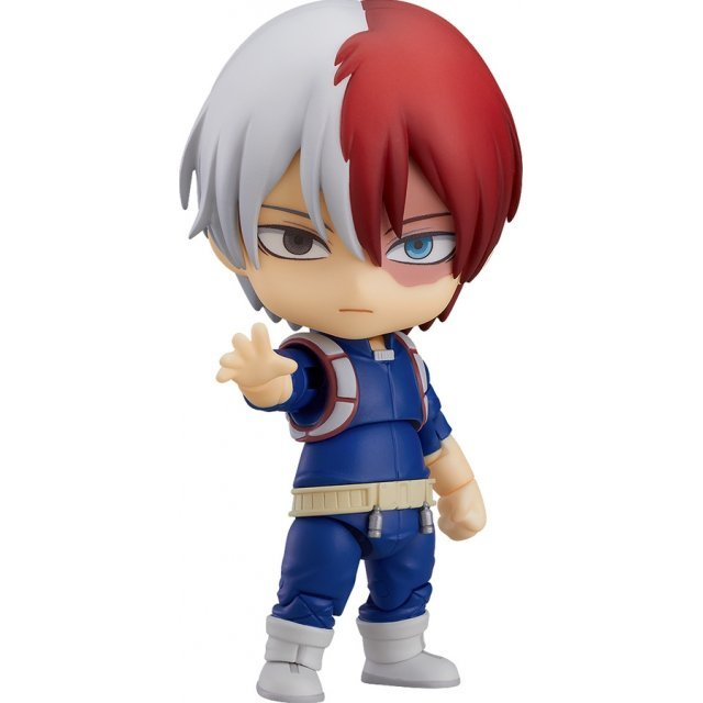 NENDOROID NO. 1112 MY HERO ACADEMIA: SHOTO TODOROKI HERO'S EDITION