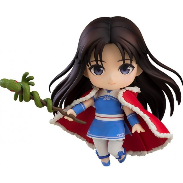 Nendoroid No. 1118-DX The Legend of Sword and Fairy: Zhao Ling-Er DX Ver.